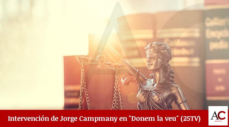 Intervención de Jorge Campmany en