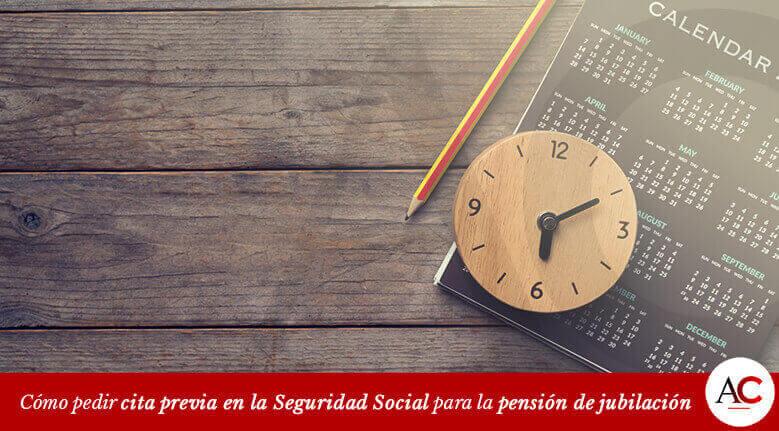Cómo pedir cita previa en la Seguridad Social para la Jubilación