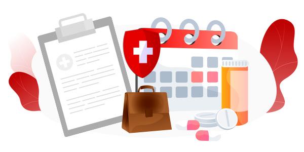 Lista de enfermedades para Incapacidad Permanente